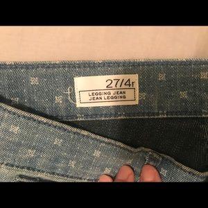 Jeans - Price drop 💥 Gap 1969 Jean legging